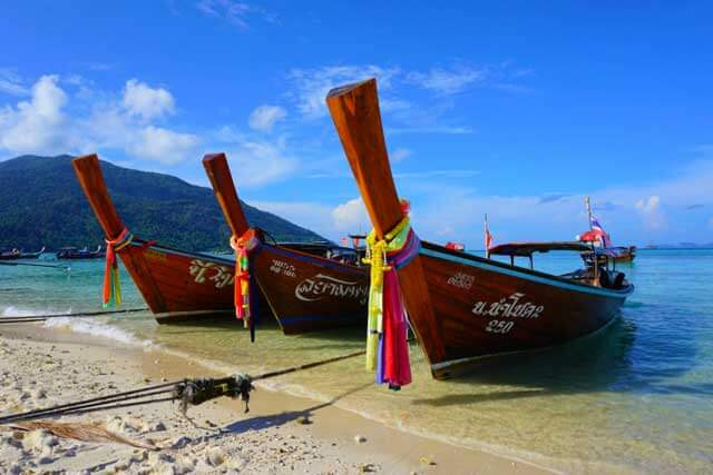 Best Beach Destinations in Asia - Koh Lipe Island in Thailand