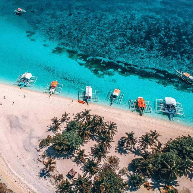 Best Beach Destinations in Southeast Asia - Malapascua Island in the Philippines