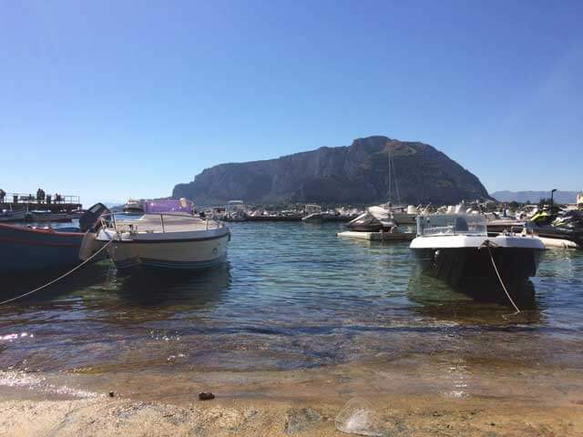 Beach Holidays in Italy - Mondello in Sicily
