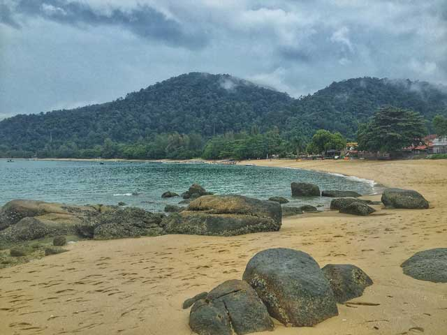 Southeast Asia Holiday Destinations Pangkor Island in Malaysia