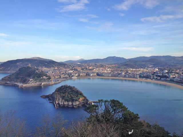 Beach Destinations For Surfers in Spain - San Sebastian