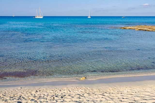 Best Beaches in Formentera Island, Spain