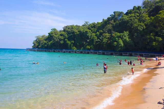 Best Beach Holiday Destinations in Southeast Asia - Tioman Island in Malaysia