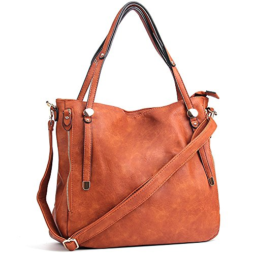 250d18f9896037 The high-quality WISHESGEM Women Handbags is made of soft PU leather and  available in different colors to match different season.