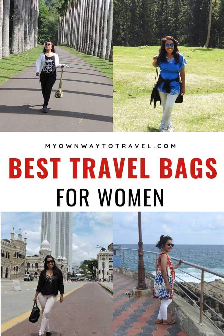 The Best Stylish and Lightweight Travel Bags For Women