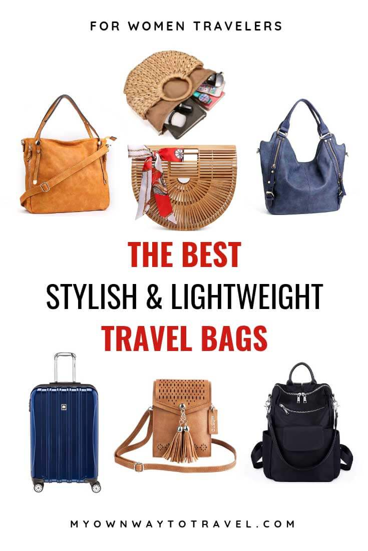 Women's Best Travel Bags on Amazon