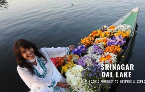 Scenic Journey To Srinagar Dal Lake