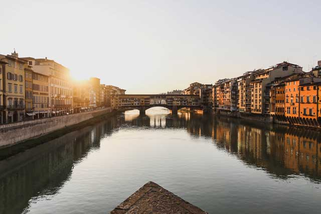 Best Places To Travel Alone in Europe - Florence in Italy
