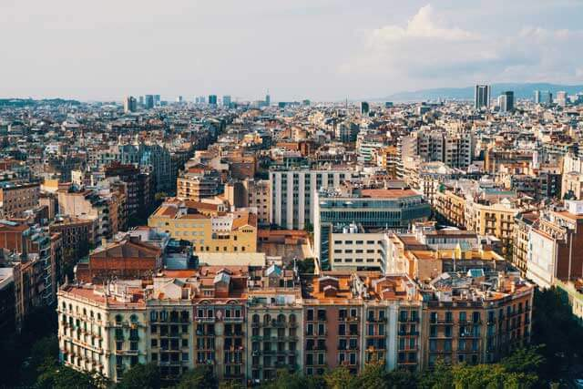 Best Vacations For Single Travelers - Barcelona in Spain