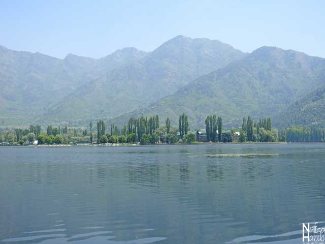 Centaur Lake View Hotel in Srinagar Dal Lake
