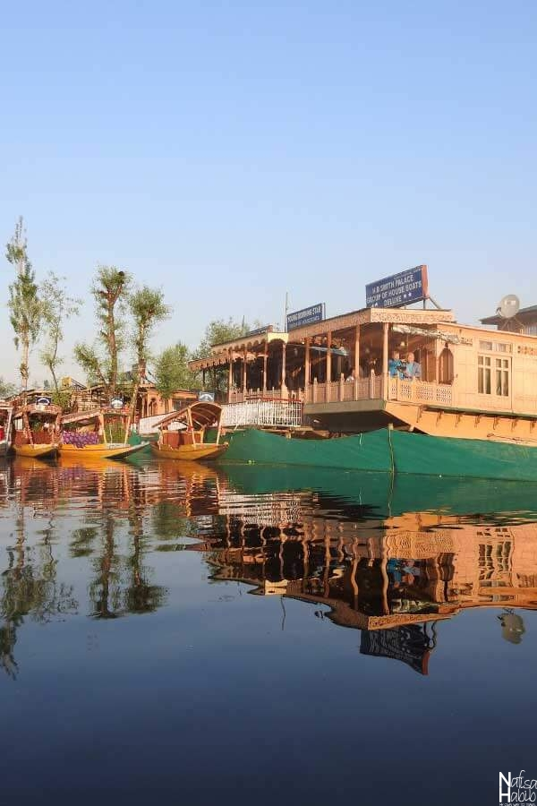Dal Lake Houseboats and Shikaras