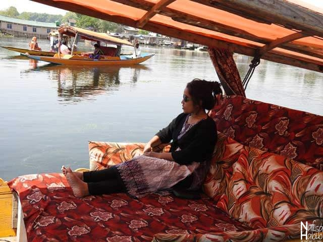 Srinagar Dal Lake images - Dal Lake Shikara Ride