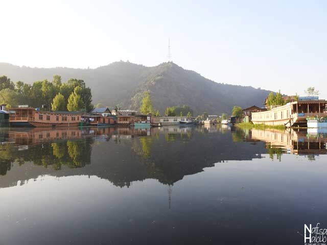 Dal Lake Srinagar Photos - Deluxe Houseboats in Srinagar Dal Lake