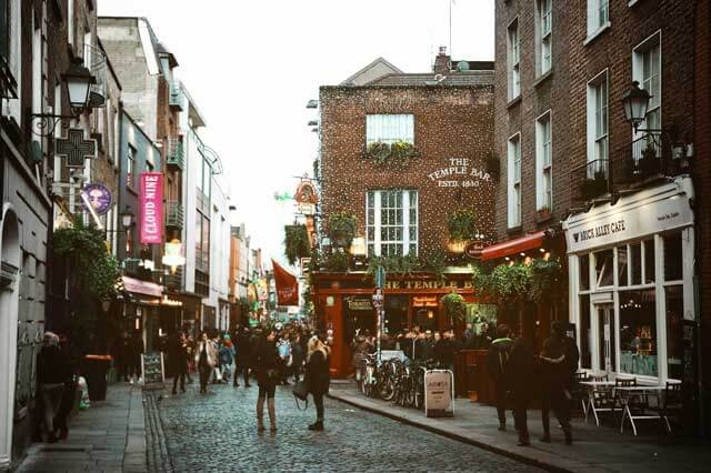 Top Holiday Destinations Europe - Dublin in Ireland