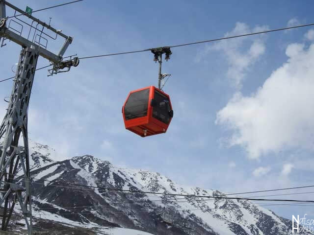 Glumarg Gondola - World's Highest Cable Car Gondola ride