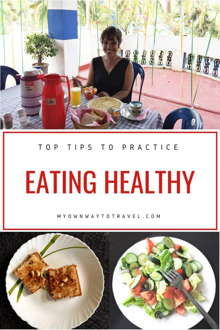 Top Tips To Practice Eating Healthy While Traveling