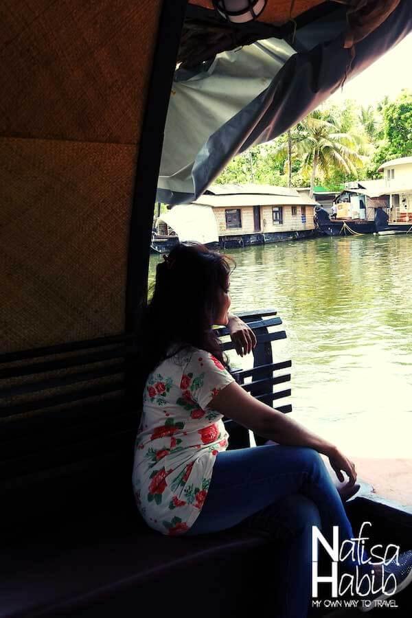 Alleppey boat house images - Alappuzha boat house in Kerala