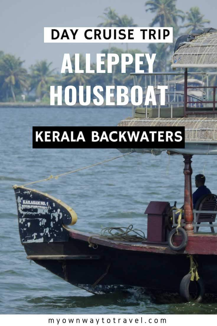 Alleppey Houseboat Day Cruise - Things to Do in Kerala Houseboat