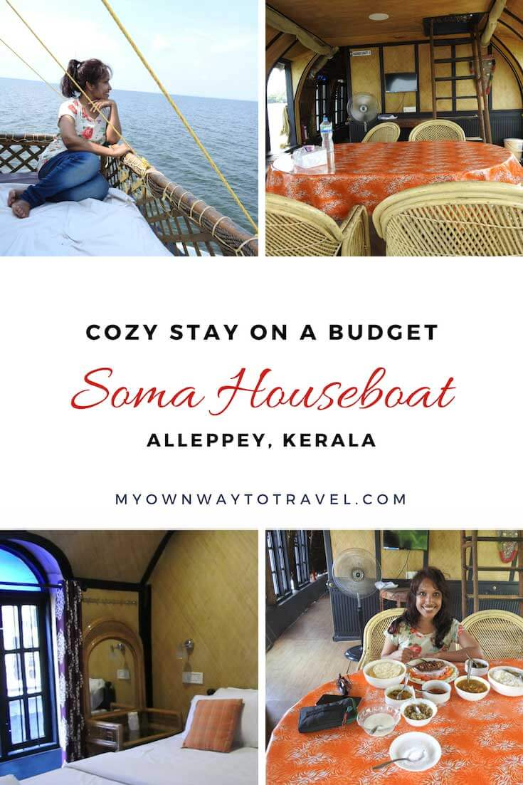 Alleppey Houseboat Reviews - Soma Houseboat Alleppey