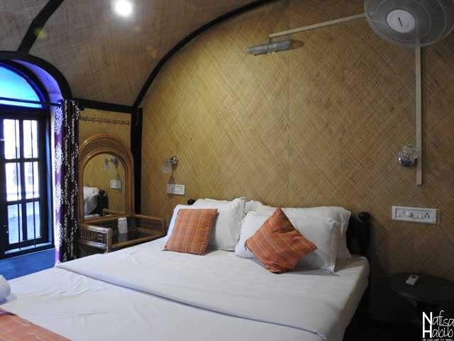 Comfort Double Room of Soma Houseboat Alleppey