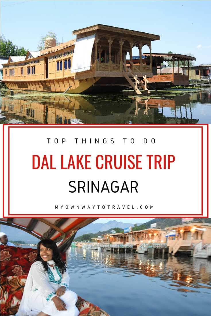 Cruising Around on the Dal Lake - Things to Do in Srinagar Houseboat
