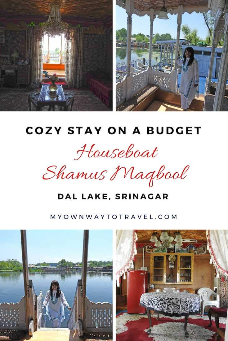 Dal Lake Houseboat Reviews – Shamus Maqbool Houseboat Srinagar