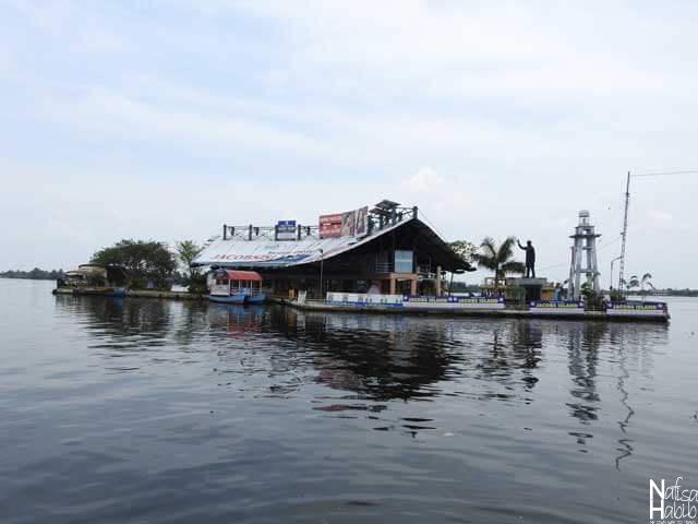 Jacobs Island in Alleppey Kerala