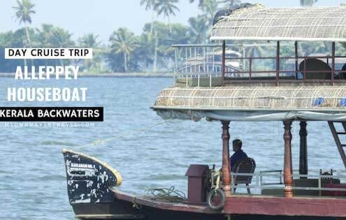 My Budget Houseboat Cruise on Alleppey Backwaters in Kerala