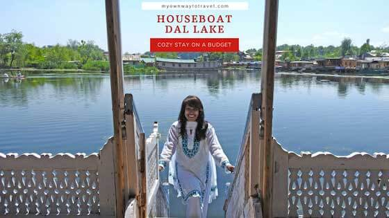 My Two Nights Budget-Friendly Stay in a Houseboat on Dal Lake