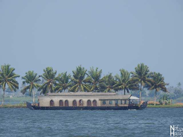 luxury houseboat Alleppey in Kerala