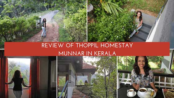 Three Nights Cozy Stay at Thoppil Homestay Munnar