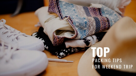 Top Packing Tips For A Girls Weekend Getaway
