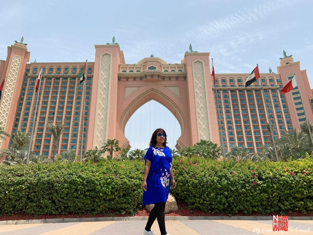 Atlantis The Palm in Palm Jumeirah