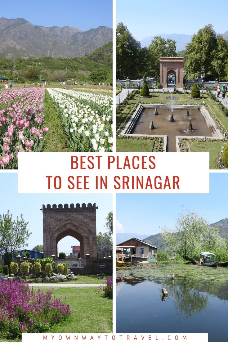 Best Places To See in Srinagar
