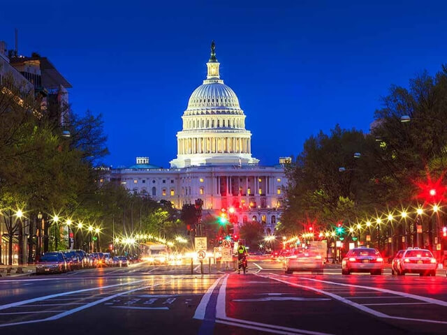 Best places in the USA for solo travelers - Washington D.C