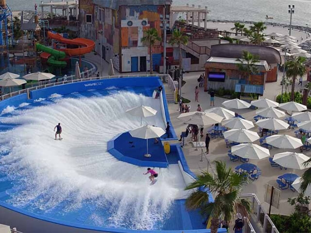 Top things to do in Dubai - Laguna Waterpark