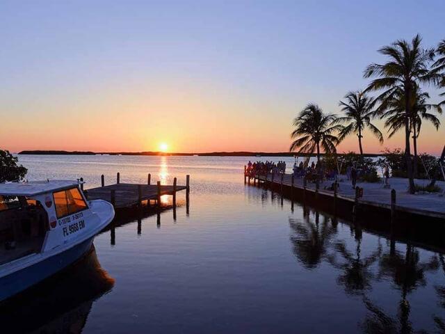 Solo female travel USA - Florida Keys in Florida