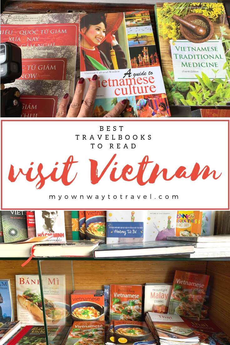 Visit Vietnam - The Best Books To Read