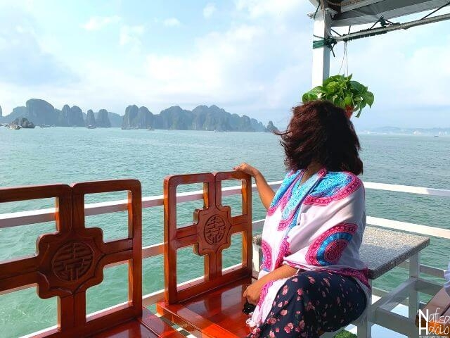 A cruise to Halong Bay with Cozy Bay Cruise