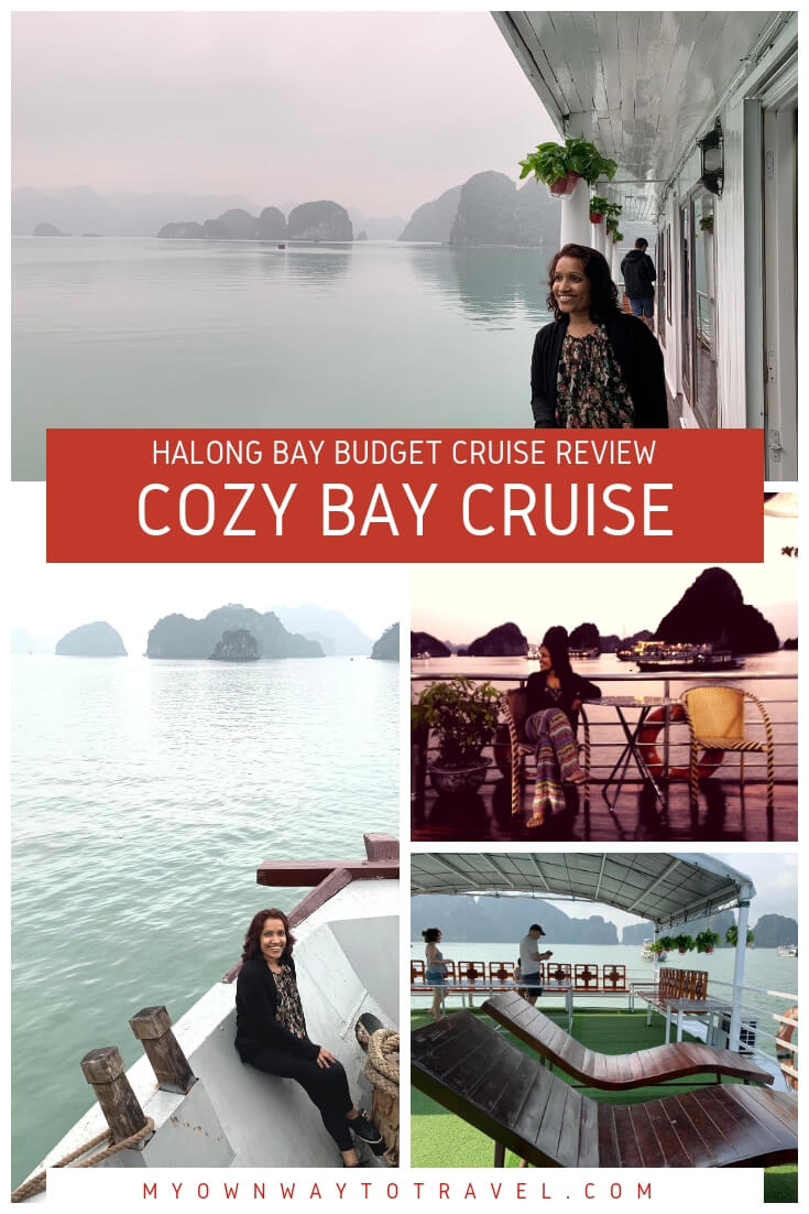 Best Halong Bay Cruise Review - Cozy Bay Cruise