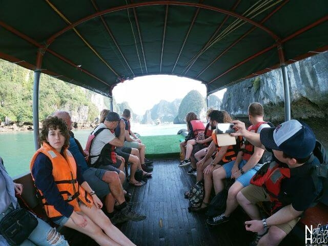Halong Bay Cruise Tour in Vietnam