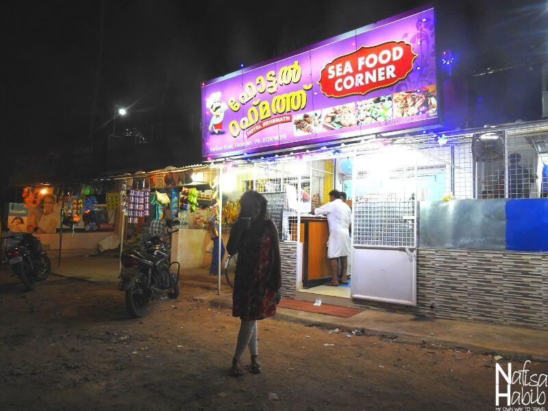 Hotel Rehemath Sea Food Corner Vizhinjam