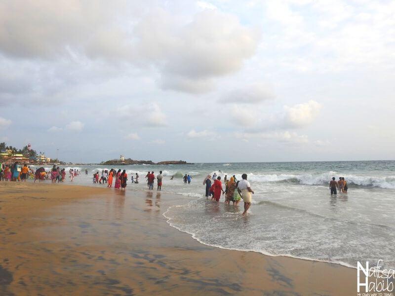 Kovalam Kerala places to visit - Kovalam Hawa Beach