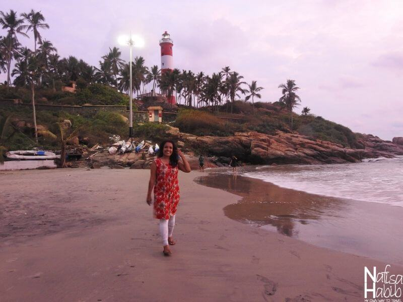 Things to do in Kovalam - Kovalam Lighthouse Beach