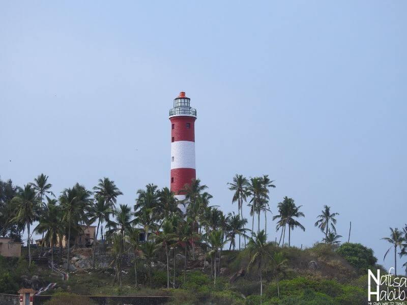 Kovalam Lighthouse in Vizhinjam Kerala