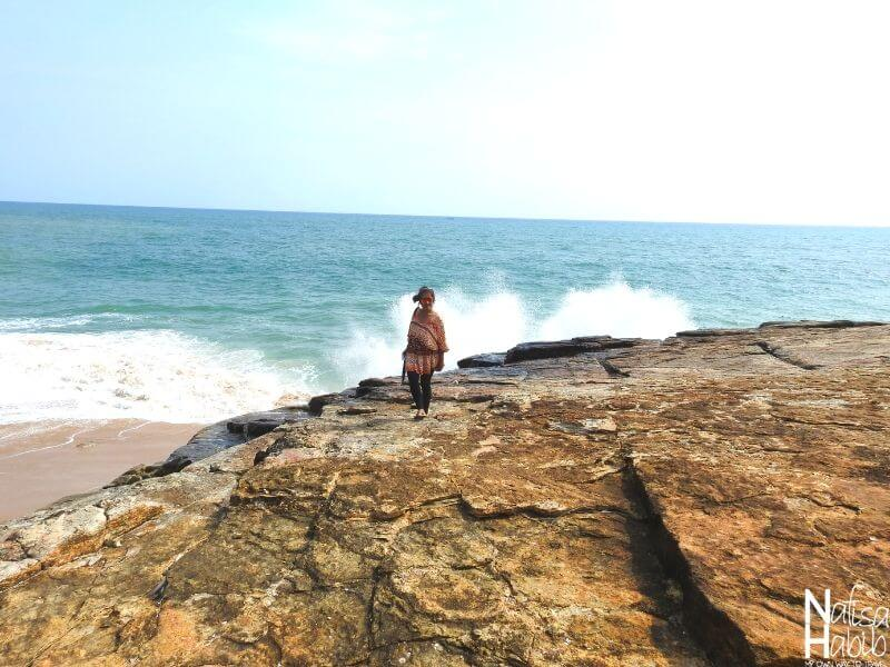 Kovalam attractions - The picturesque Coconut Beach