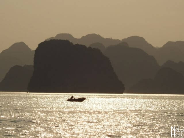 Magical Halong Bay the natural wonders of the world