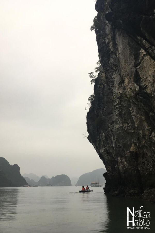 Mysterious beauty of Ha Long Bay in Vietnam
