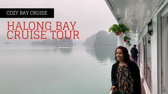 Two Days Halong Bay Cruise on a Budget