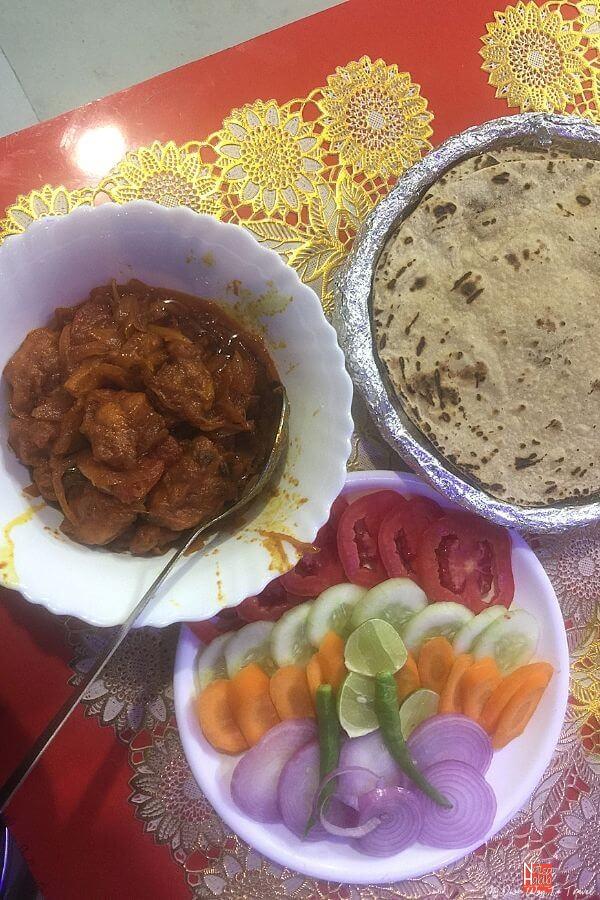 Kashmiri Cuisine Chicken Kanti